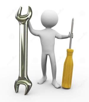 http://www.dreamstime.com/stock-image-3d-man-repairing-tools-image19844521