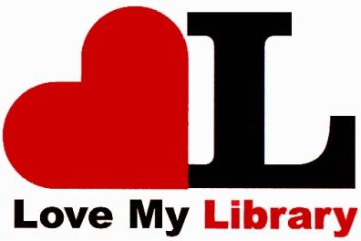 LoveMyLibrary red logo