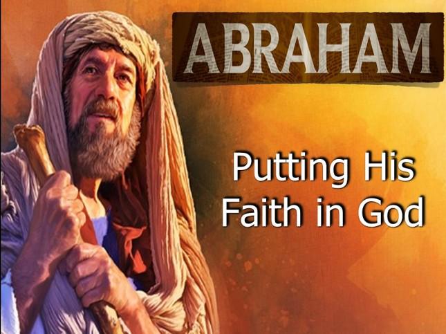Abraham's Faith In God